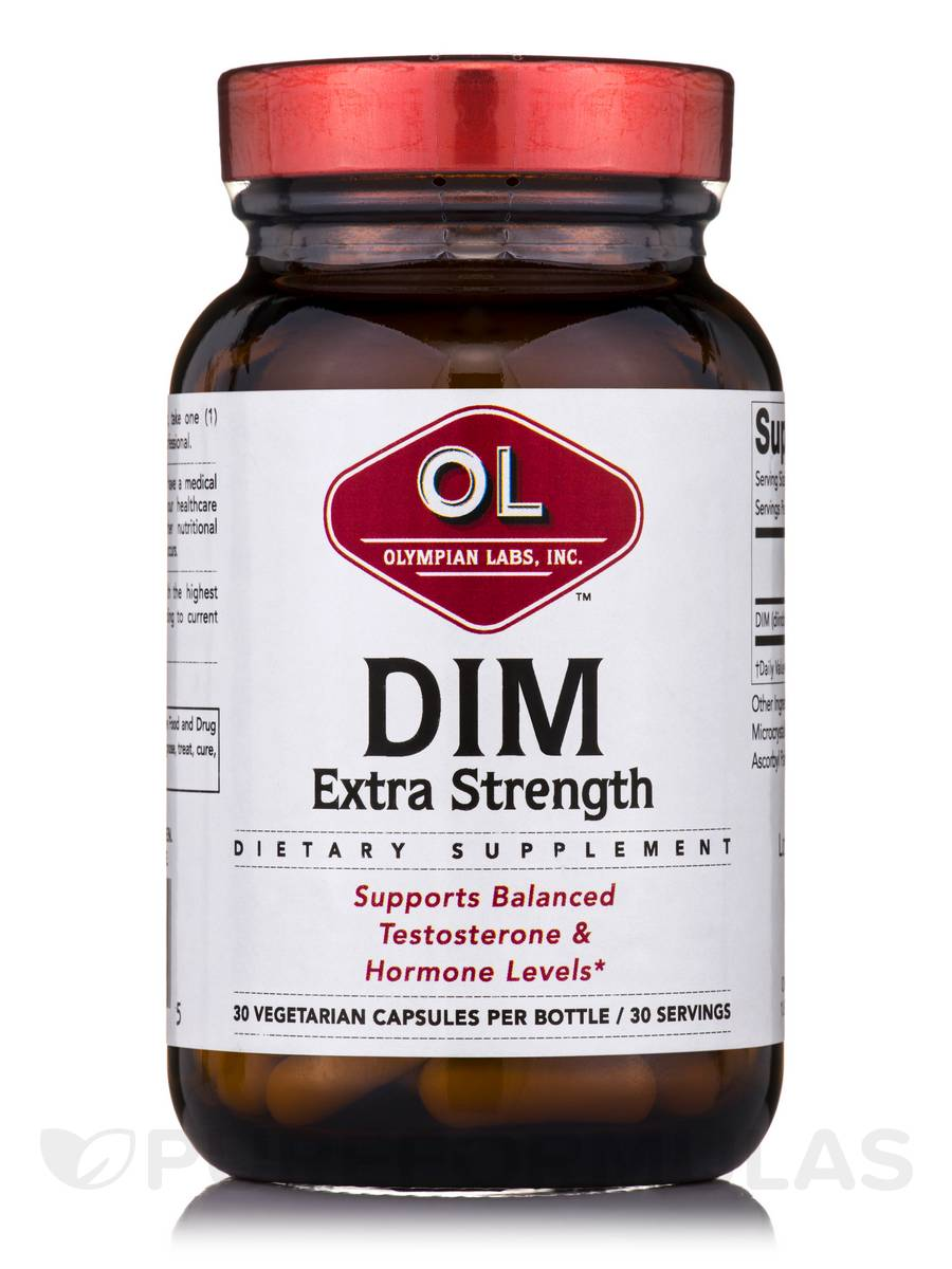 DIM Extra Strength - 30 Vegetarian Capsules