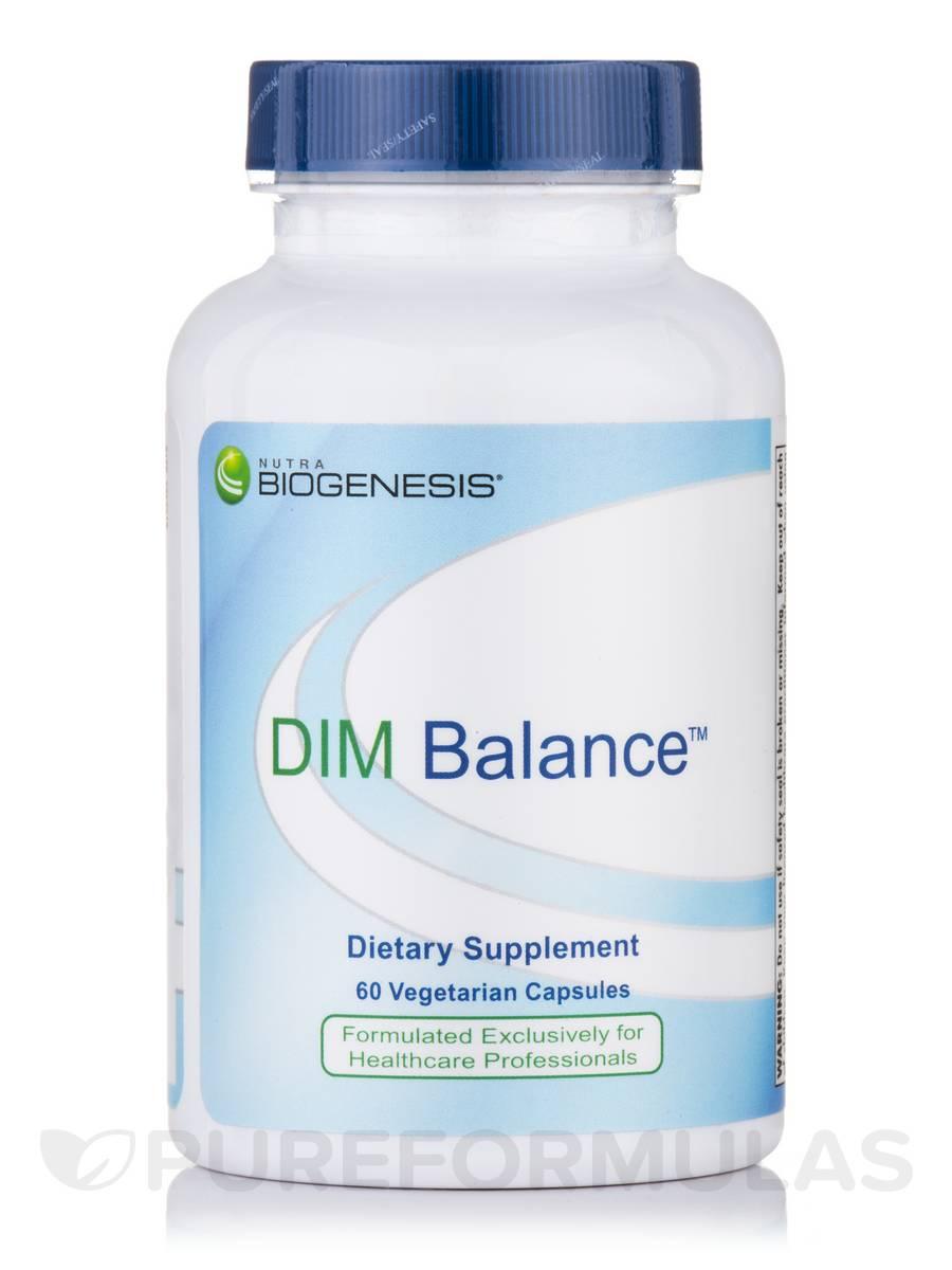 DIM Balance™ - 60 Vegetarian Capsules