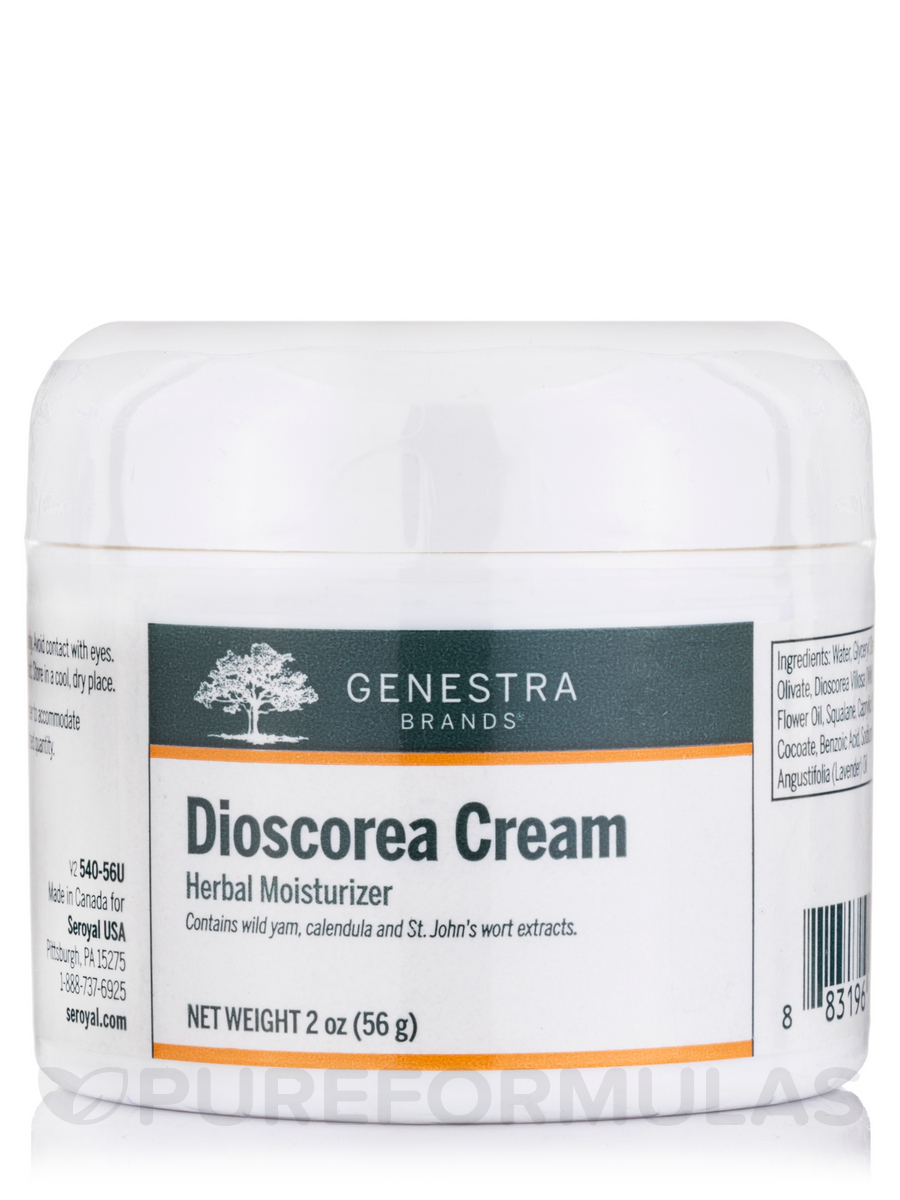 Dioscorea Cream - 2 oz (56 Grams)