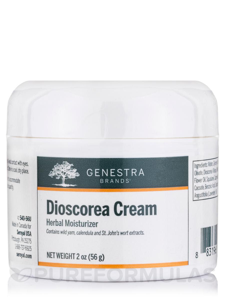 Dioscorea Cream - 2 oz (56 Grams)