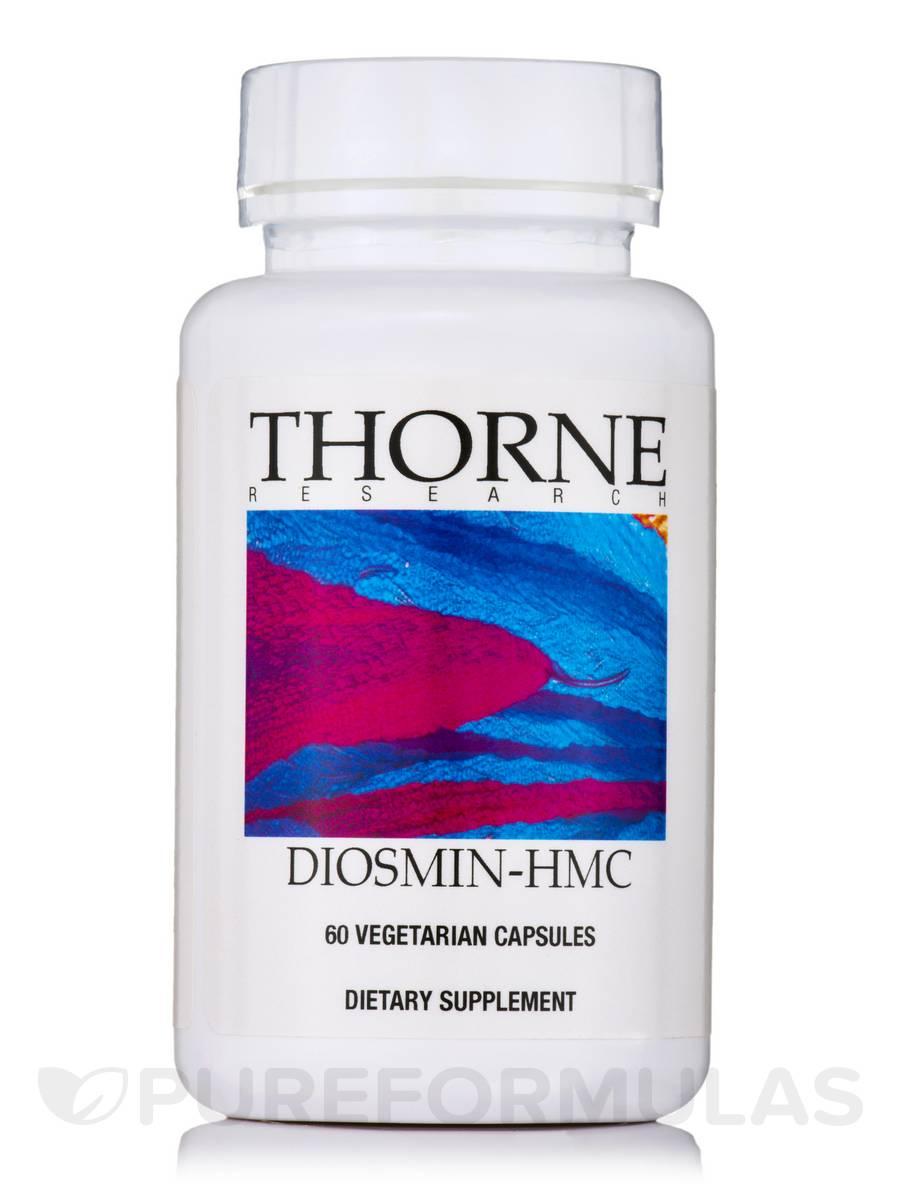 Diosmin HMC - 60 Vegetarian Capsules