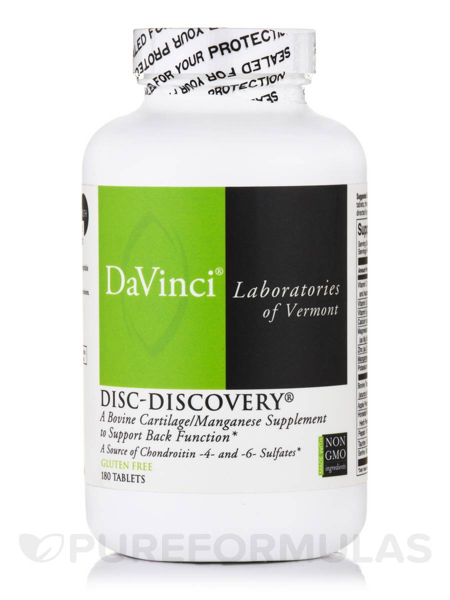 Disc-Discovery® - 180 Tablets