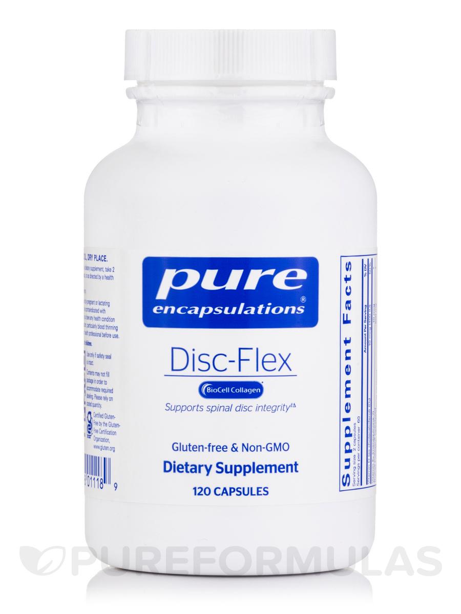 Disc-Flex - 120 Capsules