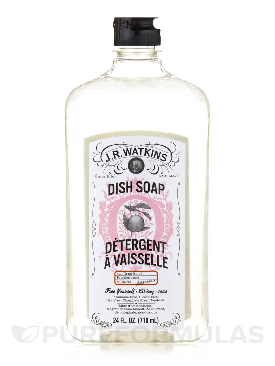 Dish Soap, Grapefruit - 24 fl. oz (710 ml)