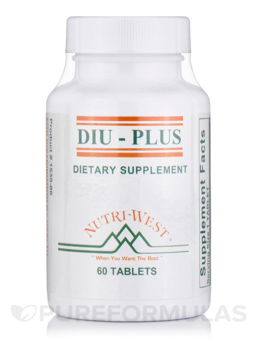 Diu-Plus - 60 Tablets