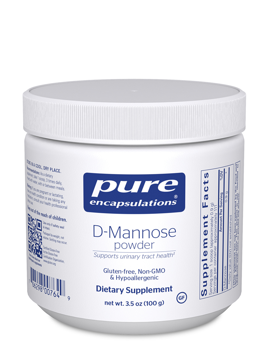 D-Mannose Powder - 100 Grams