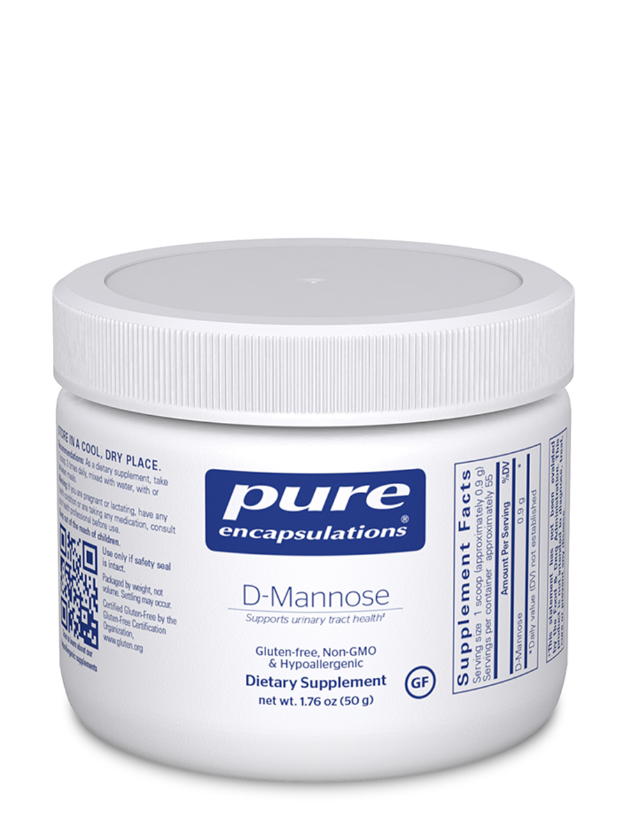 D-Mannose Powder - 50 Grams