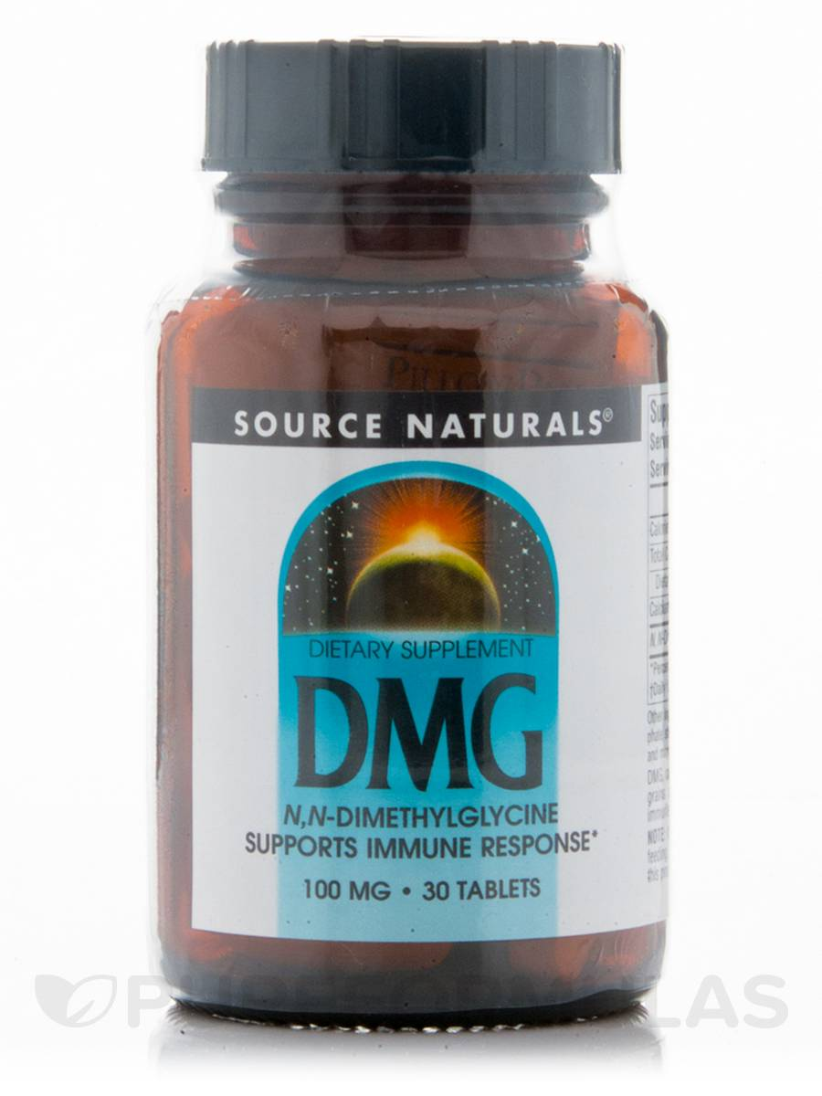 DMG 100 mg - 30 Tablets
