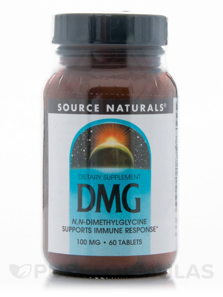 DMG 100 mg - 60 Tablets