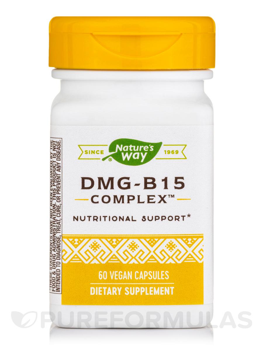 DMG-B15 Complex™ - 60 Vegan Capsules