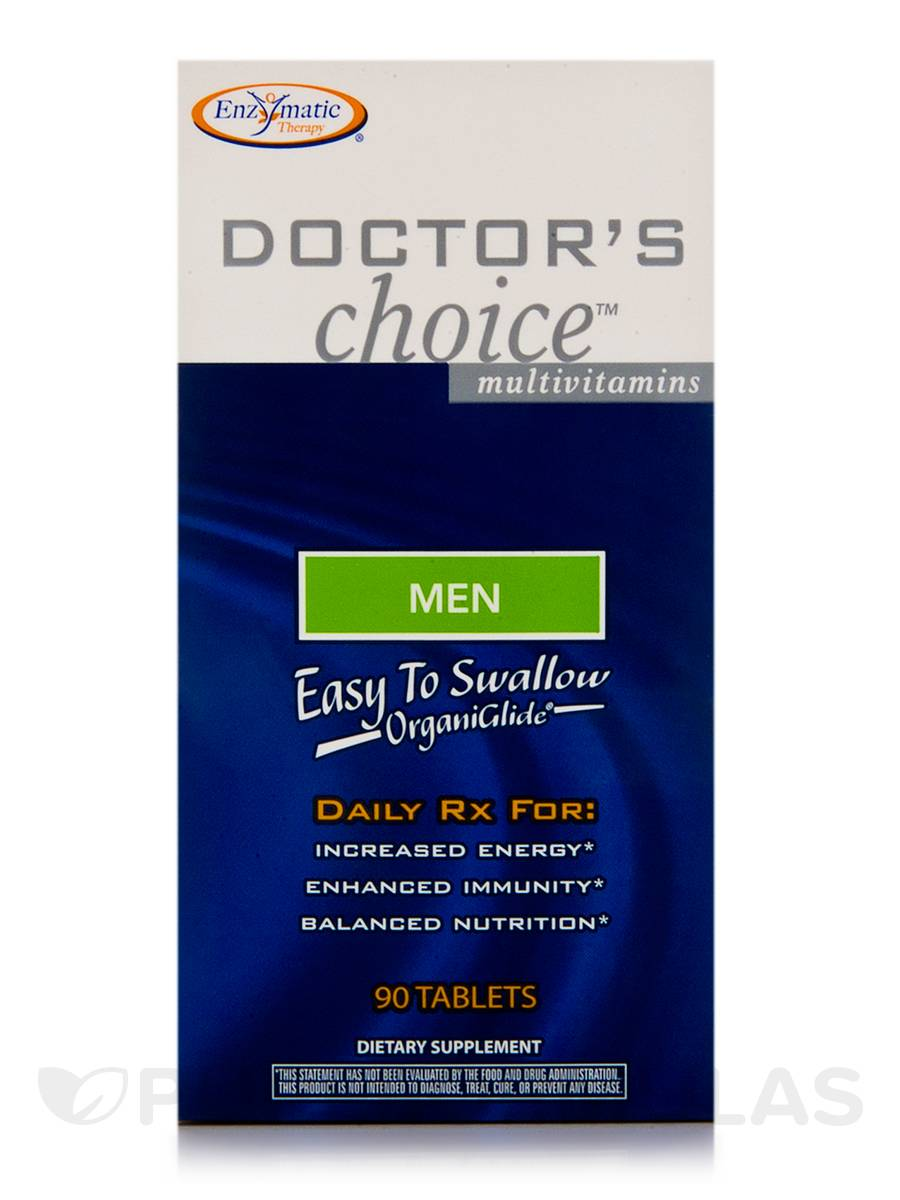 Doctor's Choice Men - 90 Tablets