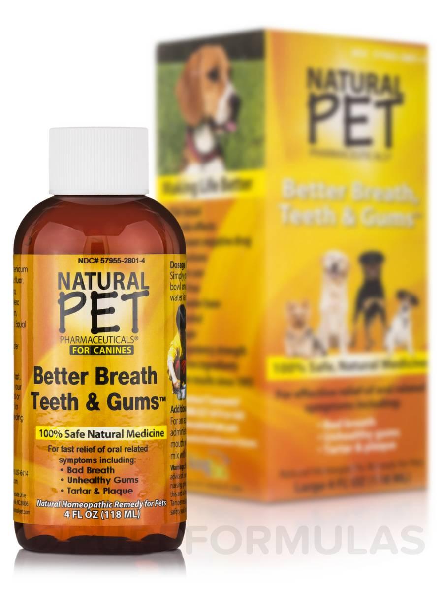 Dog: Better Breath Teeth & Gums™ - 4 fl. oz (118 ml)