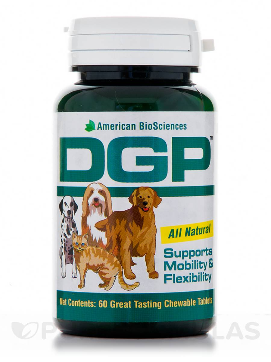 Dog Gone Pain (DGP) - 60 Chewable Tablets