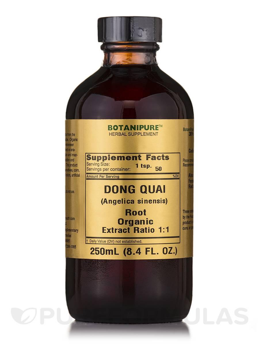 Dong Quai (Angelica sinensis) - 8.4 fl. oz (250 ml)