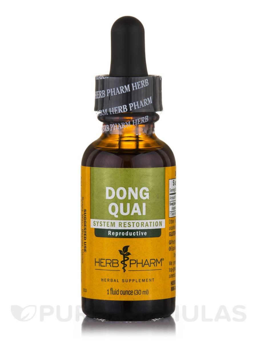 Dong Quai - 1 fl. oz (30 ml)