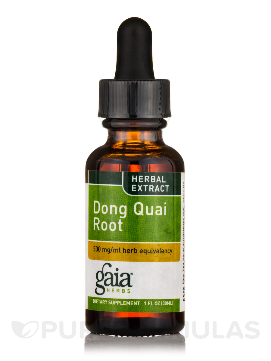 Dong Quai Root - 1 fl. oz (30 ml)