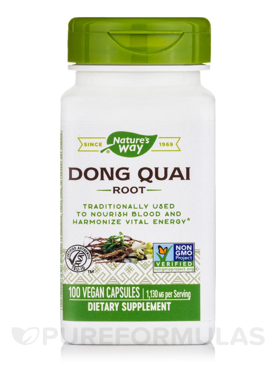 Dong Quai Root 565 mg - 100 Capsules