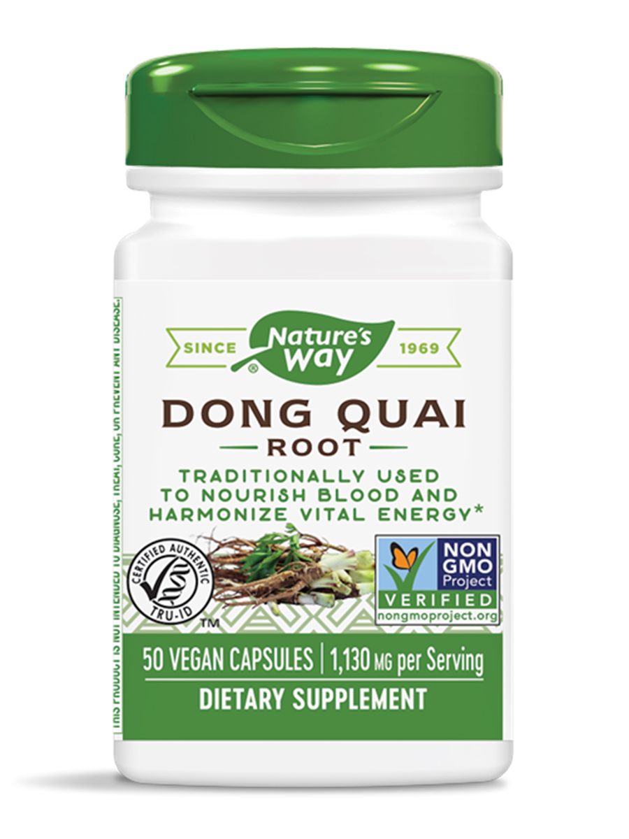 Dong Quai Root 565 mg - 50 Capsules