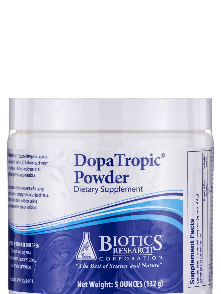DopaTropic Powder - 5 oz (132 Grams)