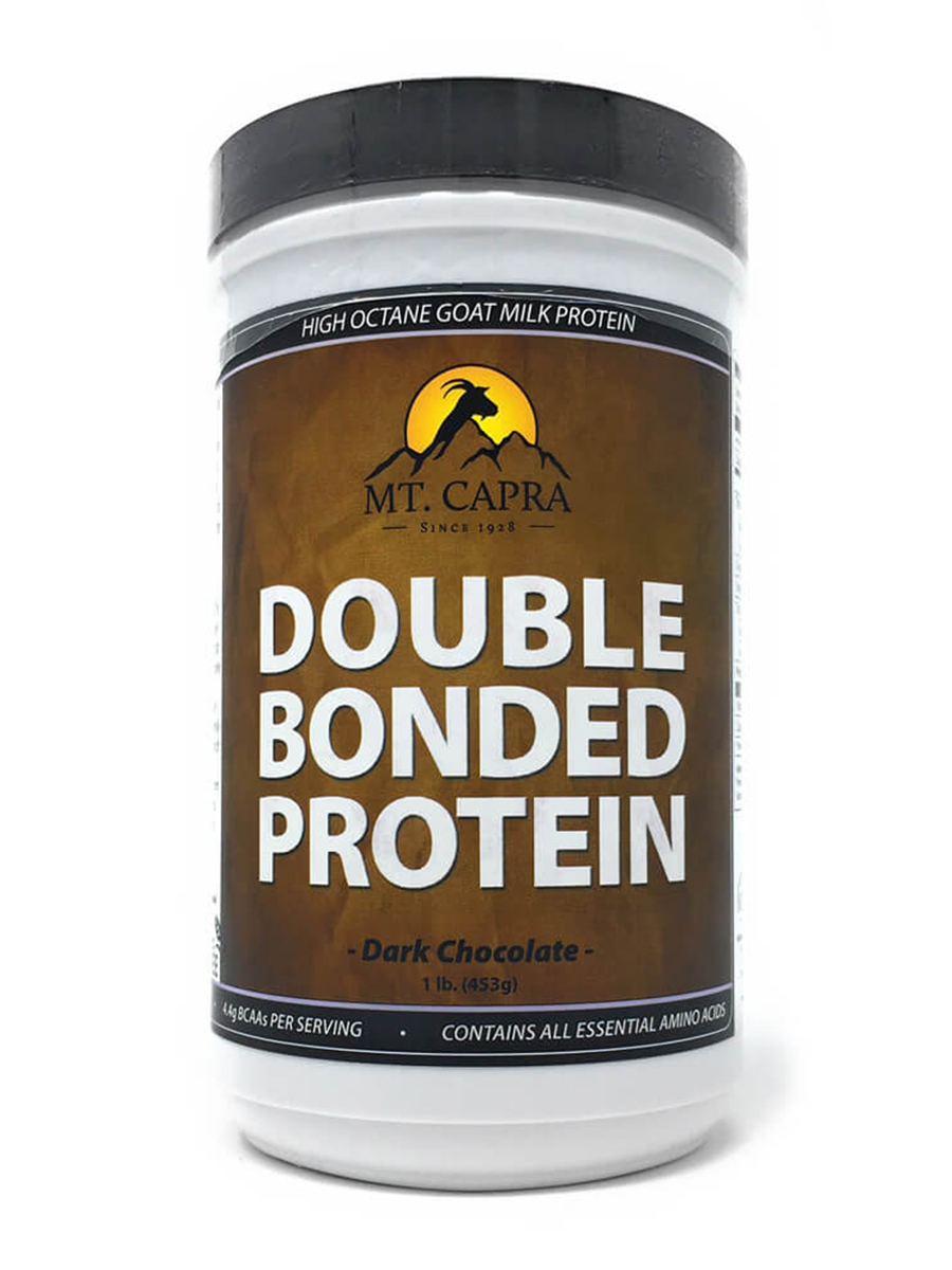 Double Bonded Protein, Dark Chocolate Flavor - 1 lb. (453 Grams)