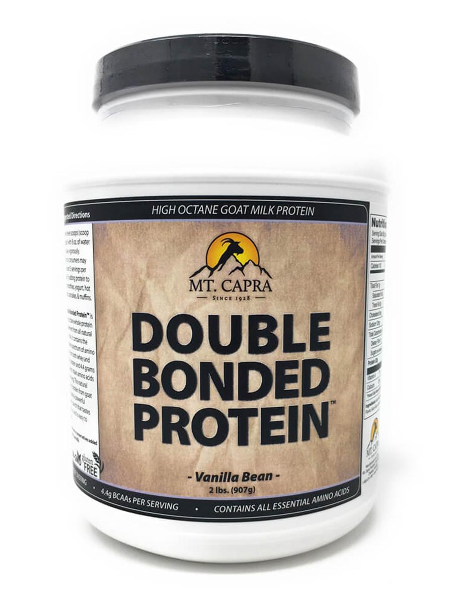 Double Bonded Protein, Vanilla Bean Flavor - 2 lb. (907 Grams)