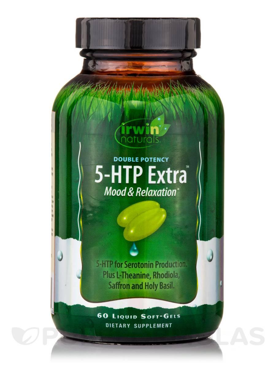 Double Potency 5-HTP Extra™ - 60 Liquid Soft-Gels