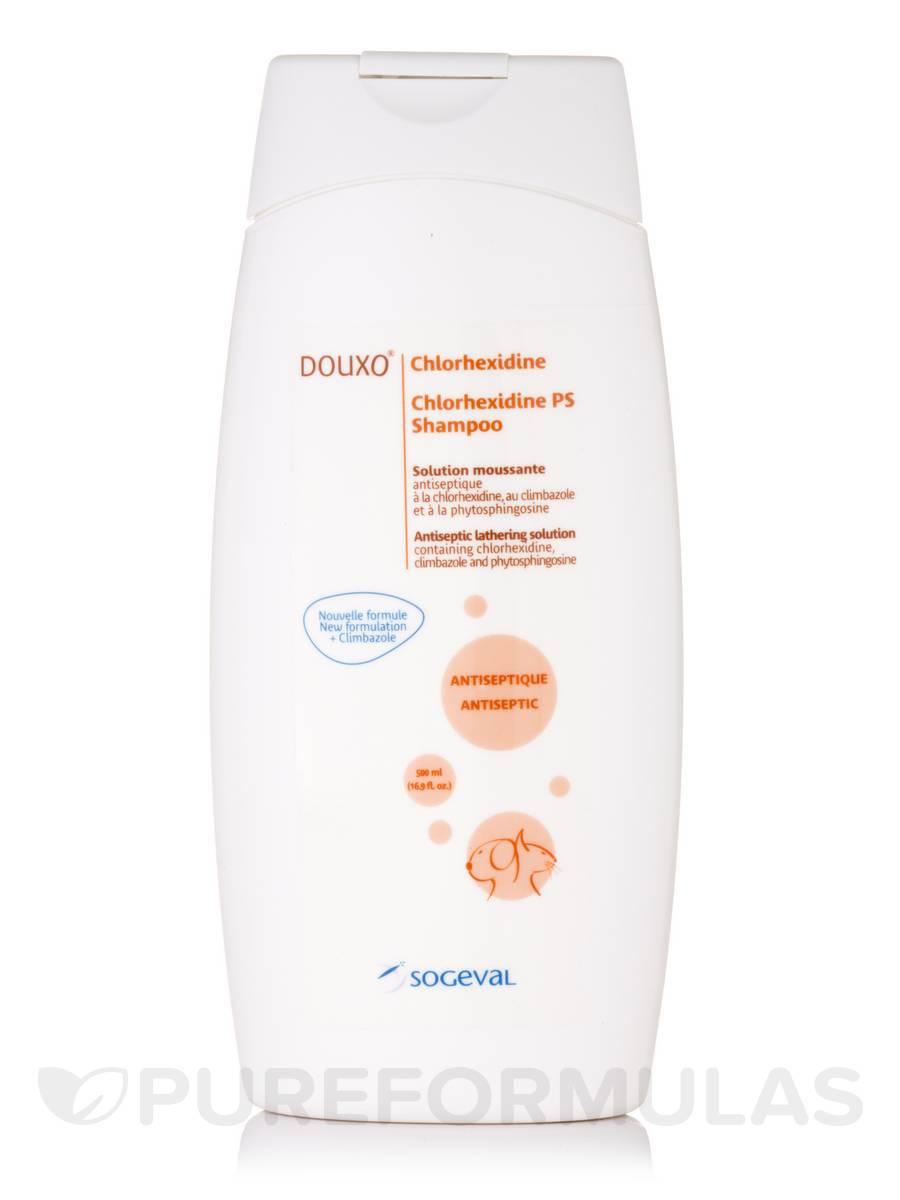 Douxo Chlorhexidine PS+ Climbazole Shampoo - 16.9 fl. oz (500 ml)