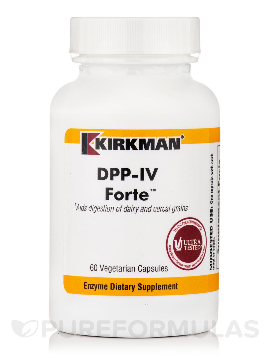 DPP-IV Forte - 60 Capsules