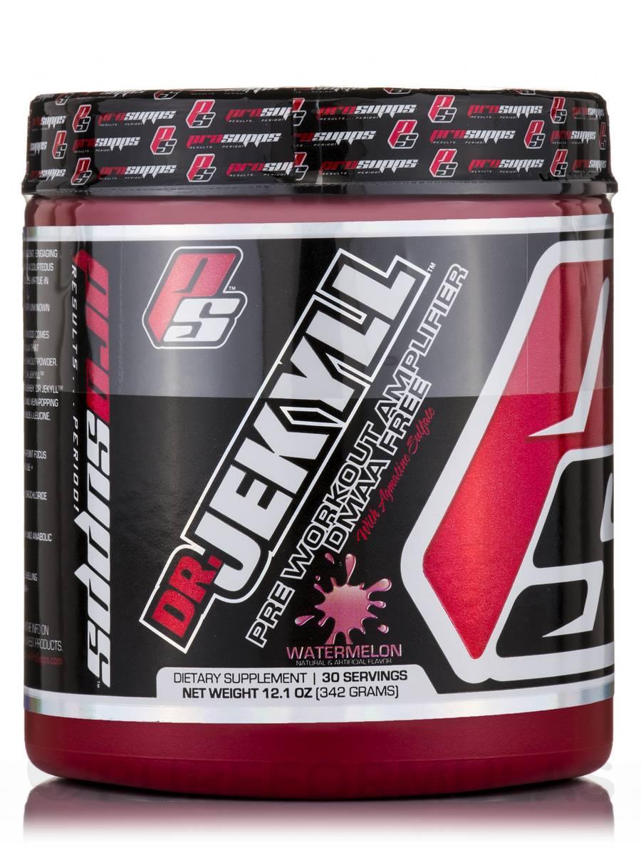 Dr. Jekyll™ Pre-Workout (Watermelon) - 30 Servings (12.1 oz / 342 Grams)