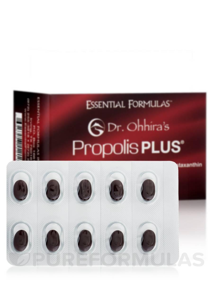 Dr. Ohhira's Propolis PLUS® - 120 Capsules