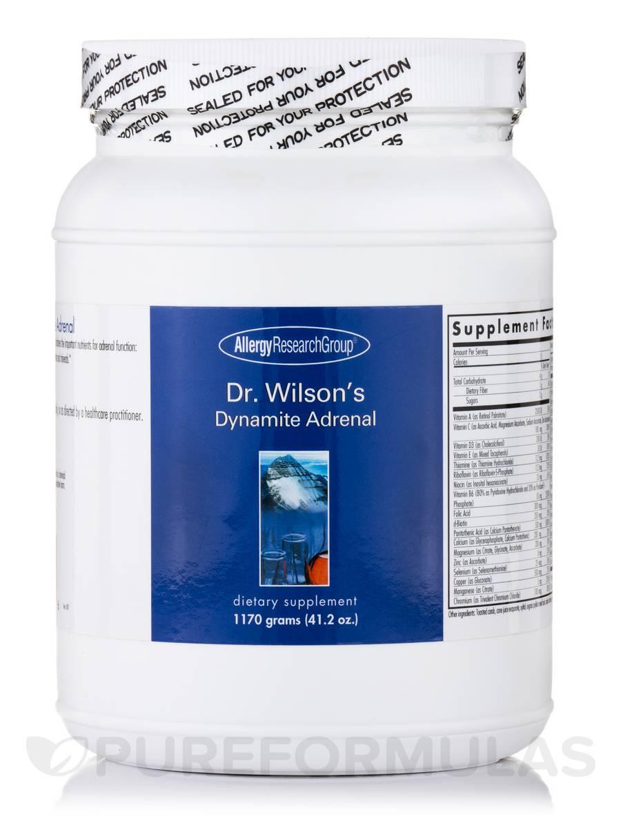 Dr. Wilson's Dynamite Adrenal - 41.2 oz (1170 Grams)