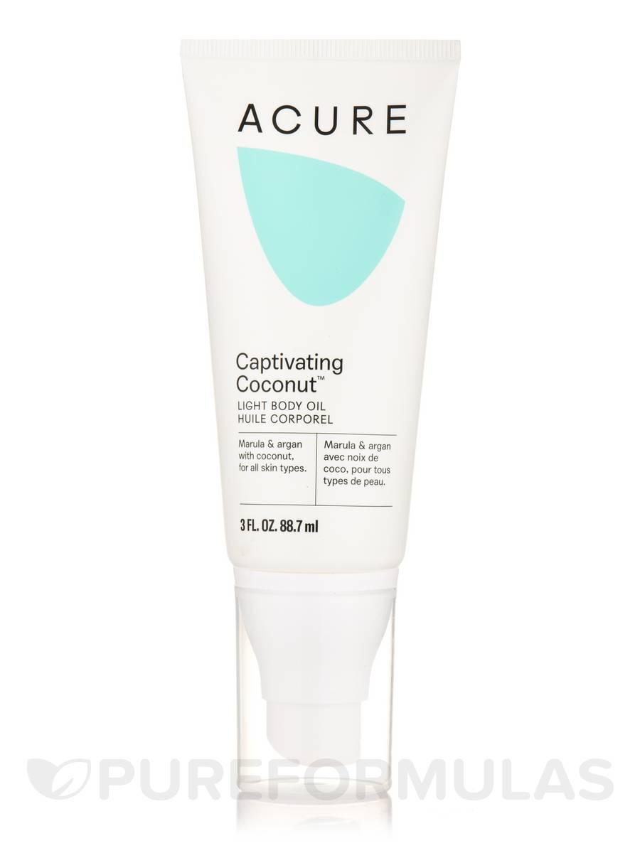 Captivating Coconut™ Light Body Oil - 3 fl. oz (88.7 ml)