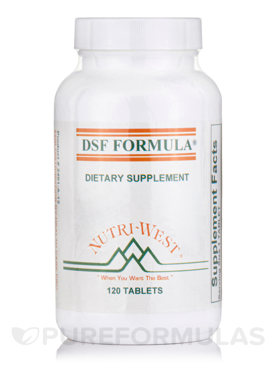 DSF Formula® - 120 Tablets