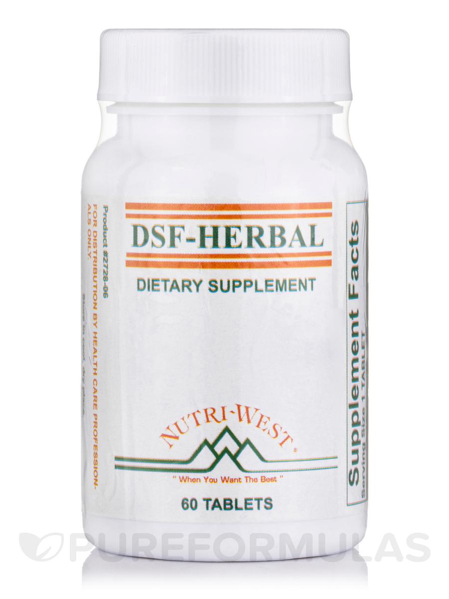 DSF Herbal - 60 Tablets