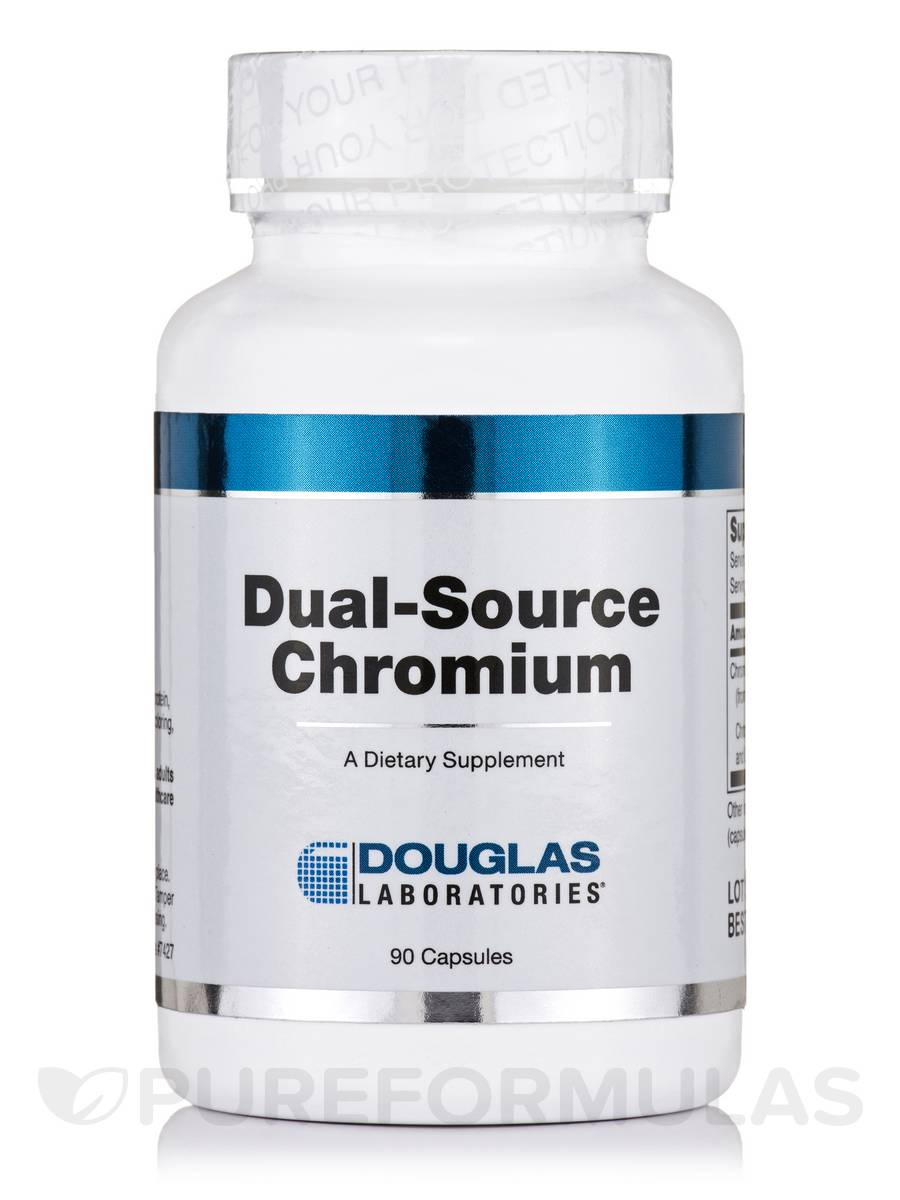 Dual-Source Chromium - 90 Capsules