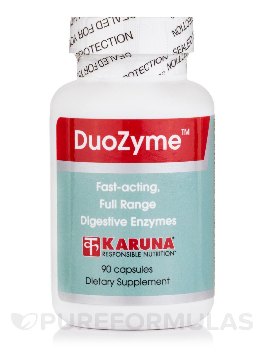 DuoZyme™ - 90 Capsules