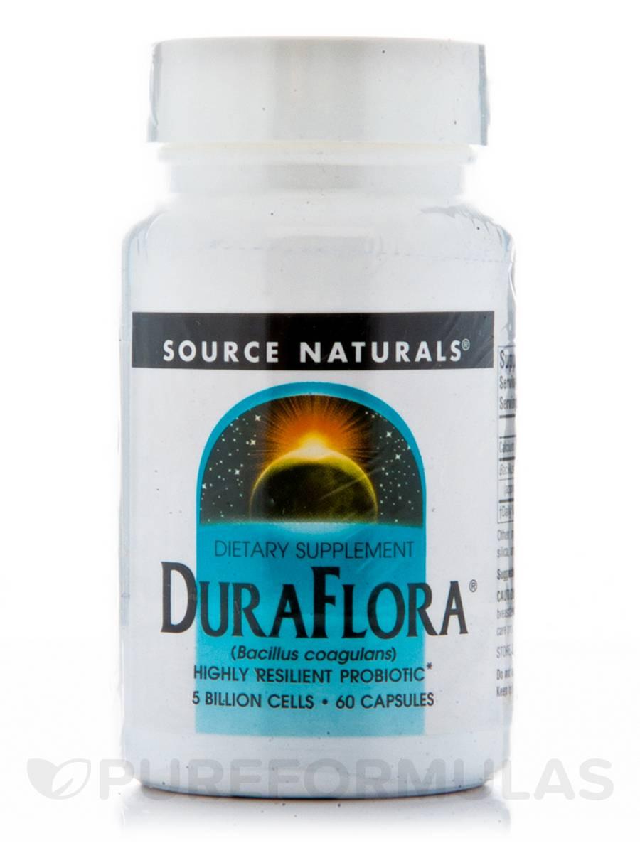 Dura Flora 5 Billion Cells - 60 Capsules