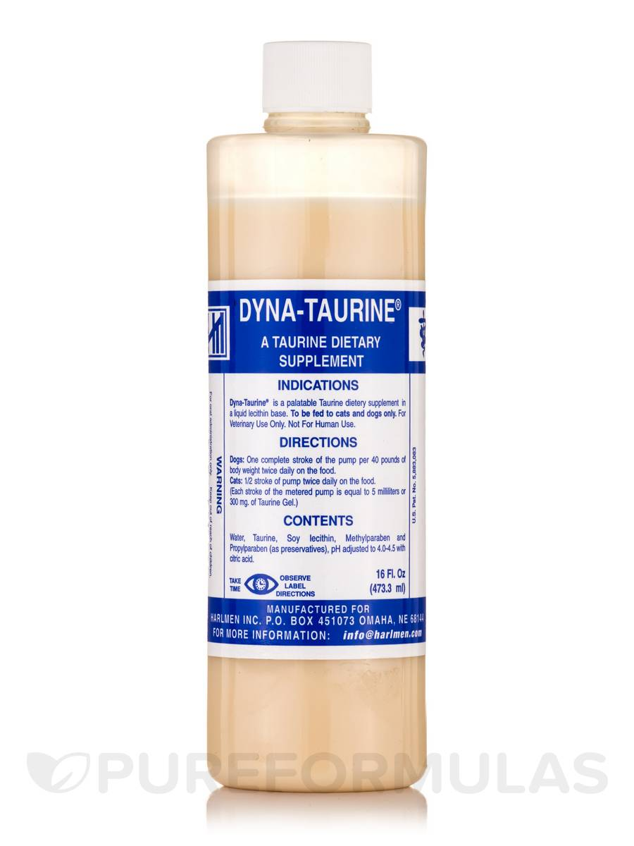 Dyna-Taurine® - 16 fl. oz (473.3 ml)