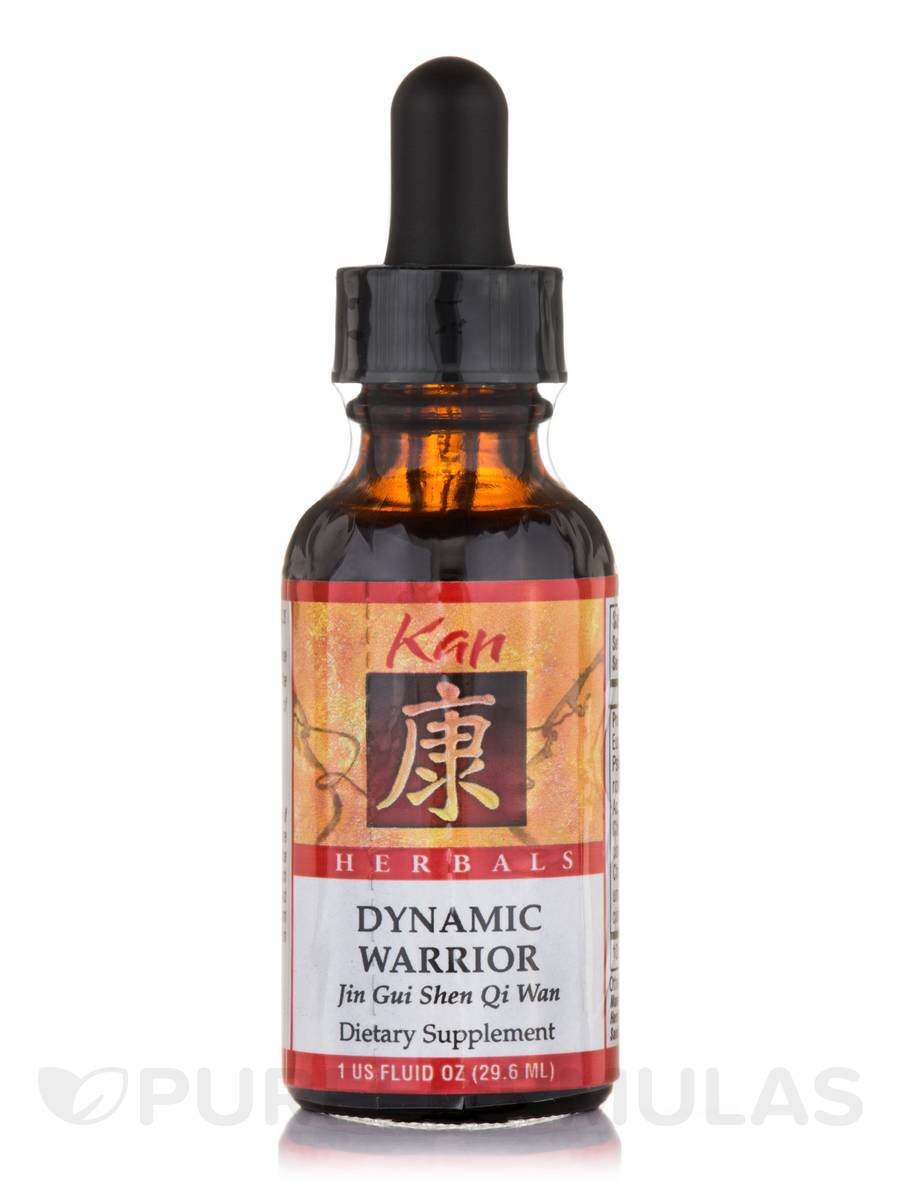 Dynamic Warrior - 1 fl. oz (29.6 ml)