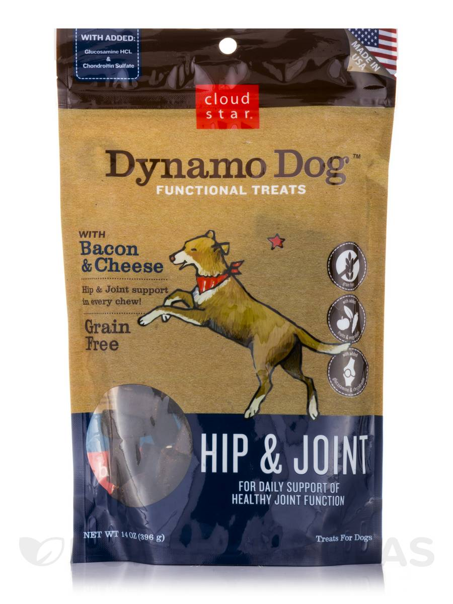 Dynamo Dog Treats Review