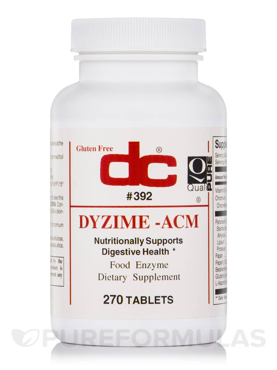 Dyzime-ACM - 270 Tablets