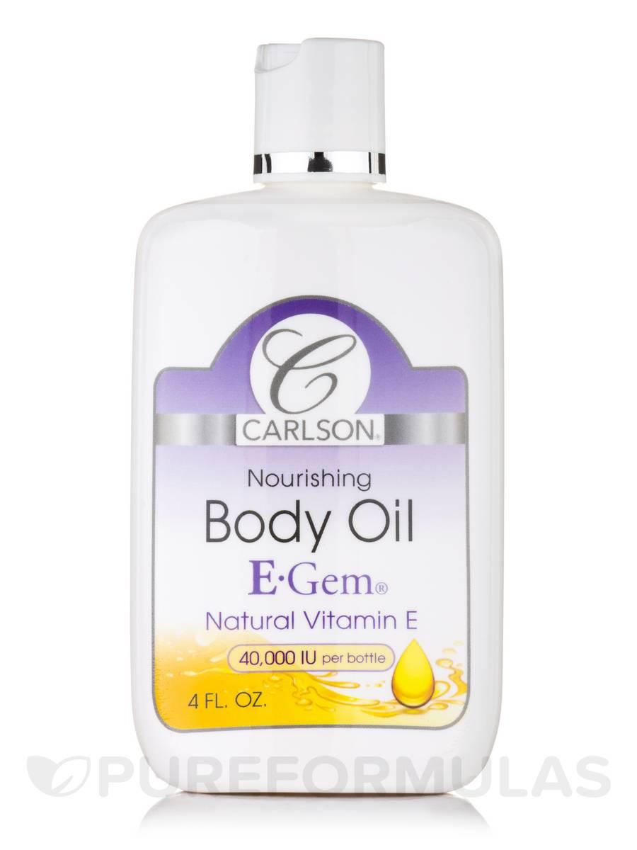 E-Gem Body Oil - 4 fl. oz