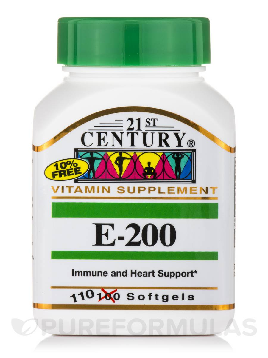 E-200 - 110 Softgels