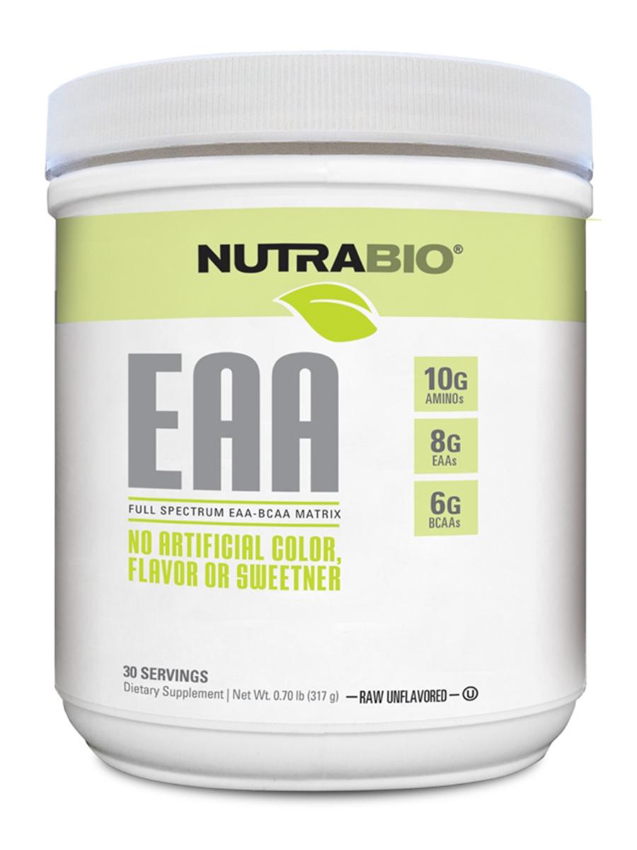EAA Natural Powder, Unflavored - 0.7 lb (317 Grams)