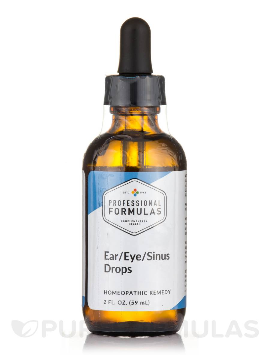 Ear Eye Sinus Drops - 2 fl. oz (60 ml)