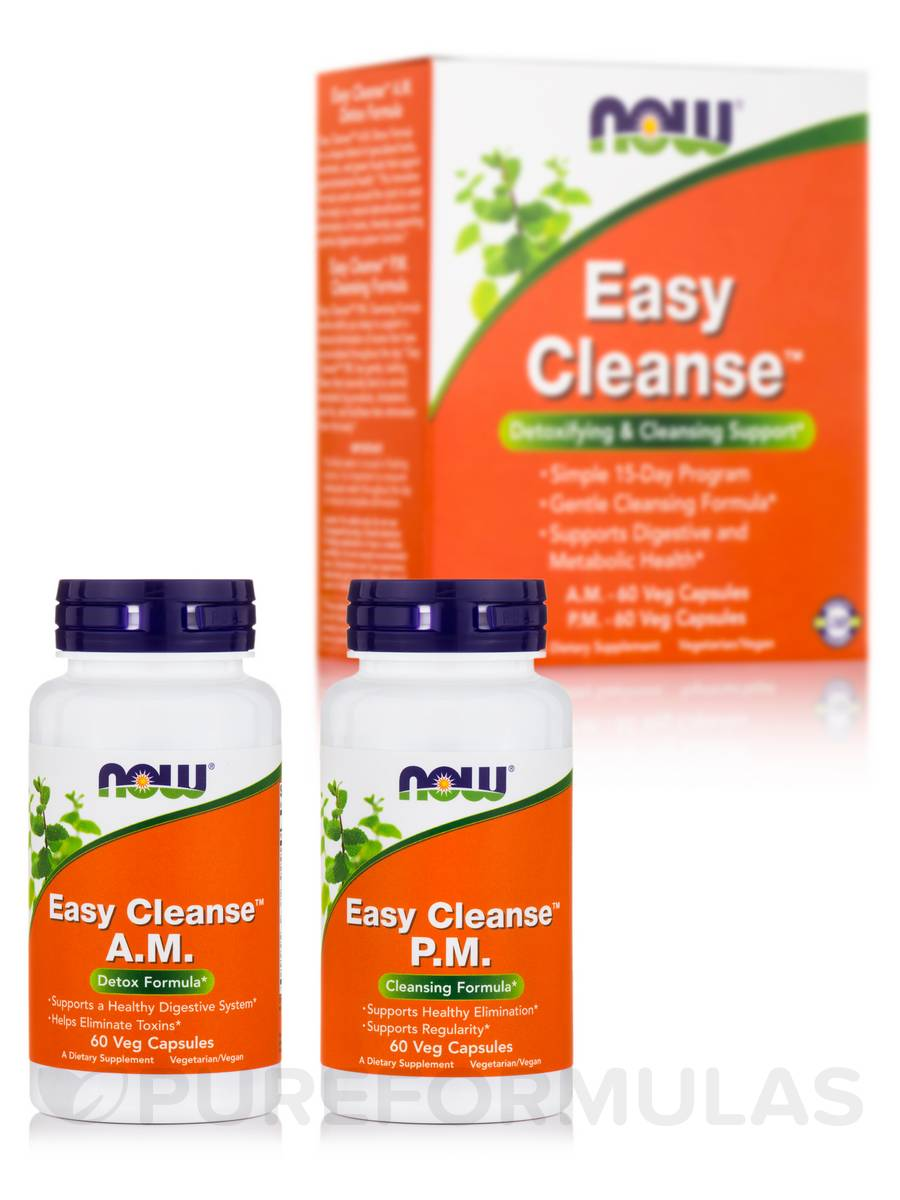 Easy Cleanse™ - 120 Vegetarian Capsules