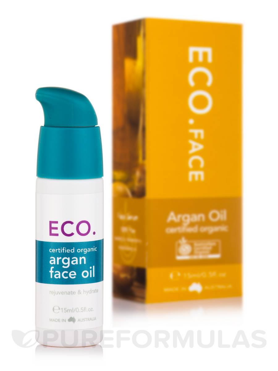 ECO. Face Organic Argan Oil - 0.5 fl. oz (15 ml)