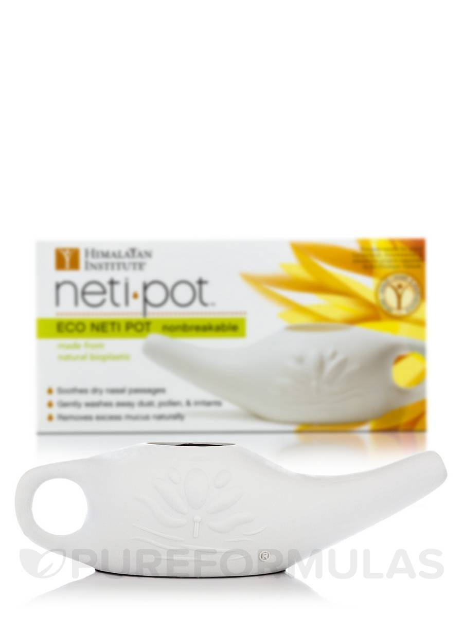 ECO Neti Pot Non-Breakable - 1 Unit