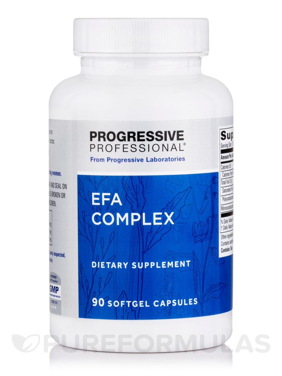 EFA Complex - 90 Softgels Capsules