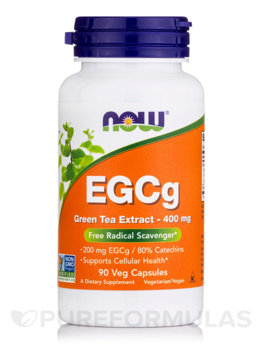 EGCg 400 mg - 90 Veg Capsules